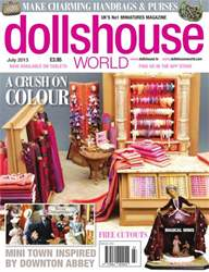 Dollshouse World Issue 250 issue Dollshouse World Issue 250