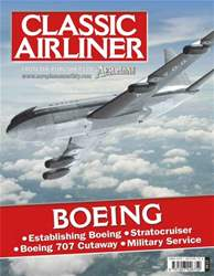 Classic Airliner BOEING issue Classic Airliner BOEING