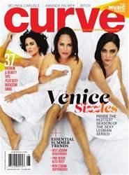 Curve Magazine Cover