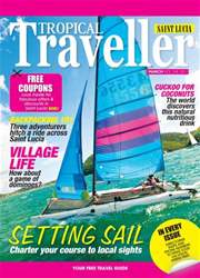 Tropical Traveller Magazine Cover