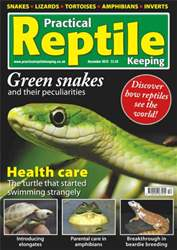 No.19 Green Snakes & Amphibians issue No.19 Green Snakes & Amphibians