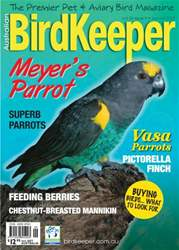 BirdKeeper Vol 26 Iss 9 issue BirdKeeper Vol 26 Iss 9