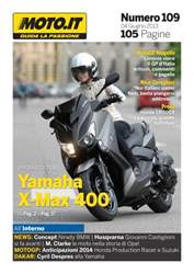 Moto.it Magazine 109 issue Moto.it Magazine 109