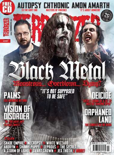 Terrorizer Magazine Digital Issue