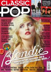 Classic Pop Blondie issue Classic Pop Blondie