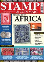 Stamp & Coin Mart July 2013 issue Stamp & Coin Mart July 2013