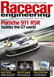 Racecar Engineering July 2013 issue Racecar Engineering July 2013