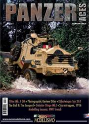 Panzer Aces 33 English issue Panzer Aces 33 English