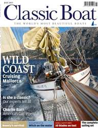 Classic Boat July 2013 issue Classic Boat July 2013