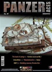 Panzer Aces 29 English issue Panzer Aces 29 English
