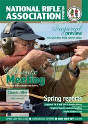 NRA Journal Summer 2013 issue NRA Journal Summer 2013