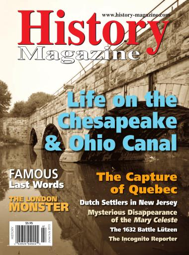 History Magazine Digital Issue