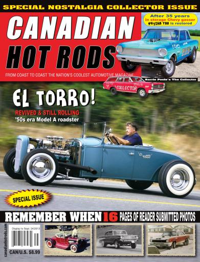 canadian hot rods magazine nostalgia collectors issue subscriptions pocketmags. Black Bedroom Furniture Sets. Home Design Ideas