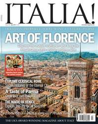 July 2013 Art of Florence issue July 2013 Art of Florence