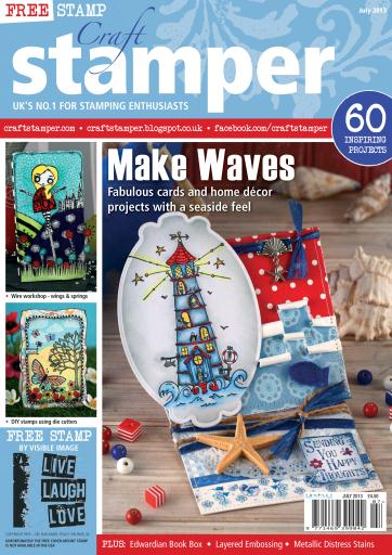 Craft Stamper Digital Issue