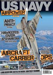 US Naval Air Power Magazine Cover