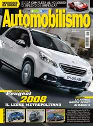 Automobilismo 7 2013 issue Automobilismo 7 2013
