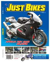 Just Bikes_289 July13 issue Just Bikes_289 July13
