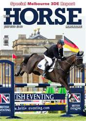The Horse Magazine - July 2013 issue The Horse Magazine - July 2013