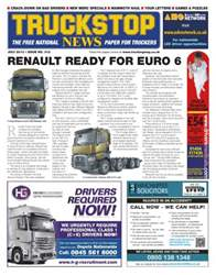 Truckstop News Issue 312 issue Truckstop News Issue 312