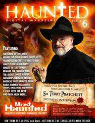 Issue 6: With Most Haunted issue Issue 6: With Most Haunted