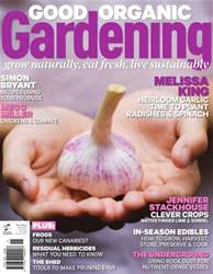 Good Organic Gardening Magazine Cover