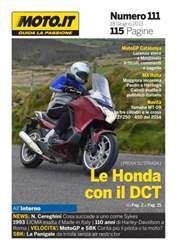 Moto.it Magazine 111 issue Moto.it Magazine 111