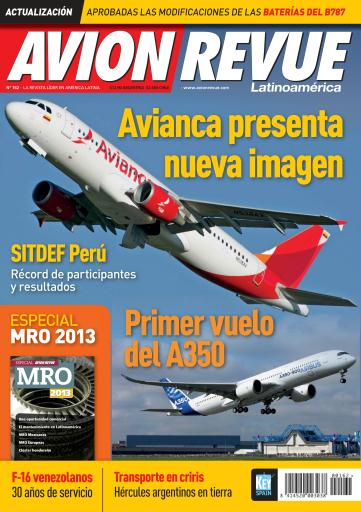 Avion Revue Internacional Latino Digital Issue
