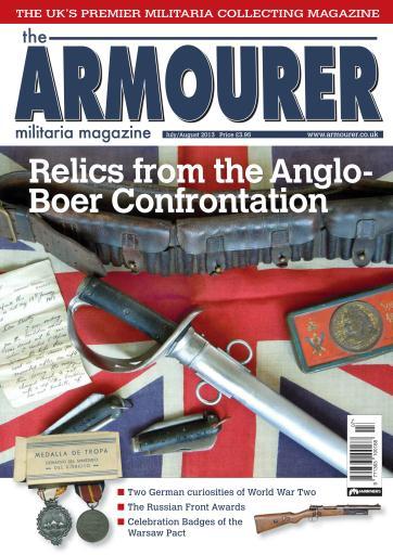 The Armourer Preview