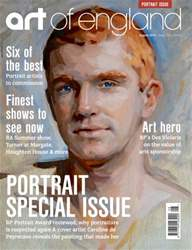 Art of England issue Art of England