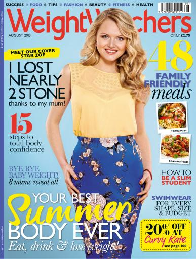 Weight Watchers magazine UK Preview