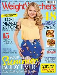 Weight Watchers August 2013 issue Weight Watchers August 2013