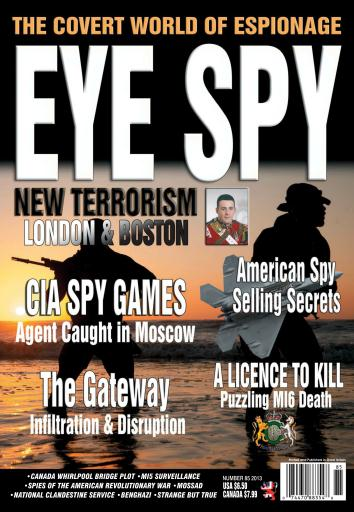 Eye Spy Preview