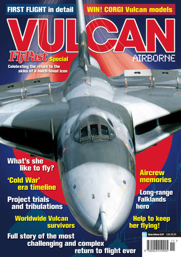 Vulcan Airborne Digital Issue