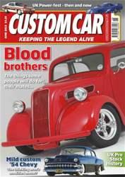 Custom Car June 2013 issue Custom Car June 2013