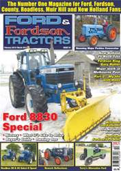 Ford & Fordson Feb-March 2013 issue Ford & Fordson Feb-March 2013