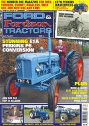 Ford & Fordson April-May 2013 issue Ford & Fordson April-May 2013