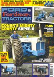 Ford & Fordson June-July 2013 issue Ford & Fordson June-July 2013