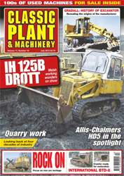 Plant & Machinery July 2013 issue Plant & Machinery July 2013