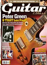 August 2013 Peter Green issue August 2013 Peter Green