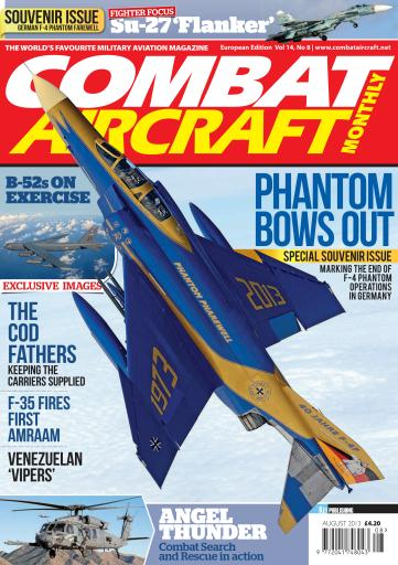Combat Aircraft Preview