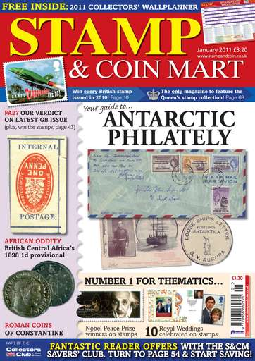 Stamp & Coin Mart Digital Issue