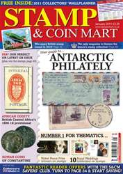 Stamp & Coin Mart Magazine Cover