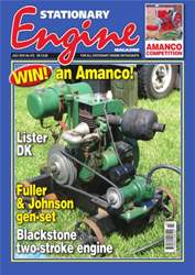 Stationary Engine July 2013 issue Stationary Engine July 2013