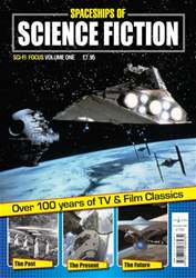 Spaceships of Science Fiction issue Spaceships of Science Fiction