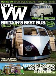 Ultra VW SPLIT BUS SPECIAL issue Ultra VW SPLIT BUS SPECIAL
