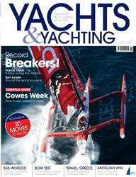 Yachts and Yachting Aug 2013 issue Yachts and Yachting Aug 2013