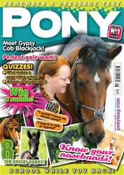 Pony Magazine Magazine Cover
