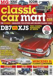 Classic Car Mart August 2013 issue Classic Car Mart August 2013