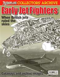 Early Jet Fighters issue Early Jet Fighters